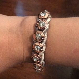 ***NEW***Henri bendel rivet wrap bracelet.